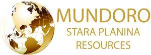 Mundoro Title for the logo